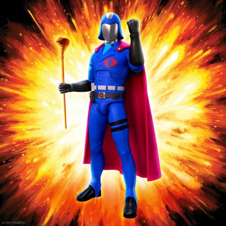 G.I. Joe Figura Ultimates Cobra Commander 18 cm
