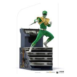 Power Rangers Estatua 1/10 BDS Art Scale Green Ranger 22 cm