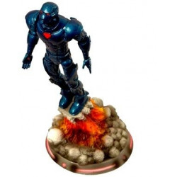 IRONM AN STEALTH FIGURA MARVEL SELECT