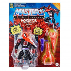 Masters of the Universe Deluxe Figuras 2021 Mosquitor 14 cm