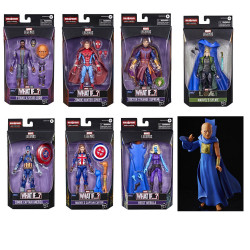 MARVEL LEGENDS WHAT IF…? WAVE