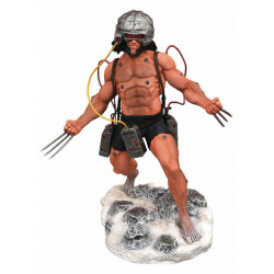 WEAPON-X PVC STATUE MARVEL GALLERY COMIC