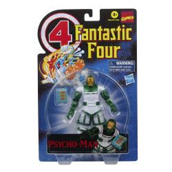 MARVEL LEGENDS 4 FANTASTICOS RETRO PSYCO-MAN