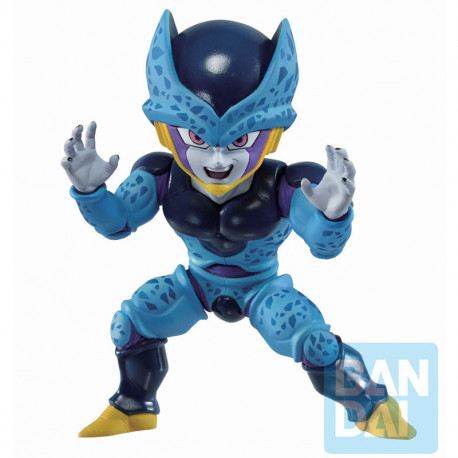 Figura Ichibansho Super Cell JR Iksho VS Omnibus Dragon Ball 25cm