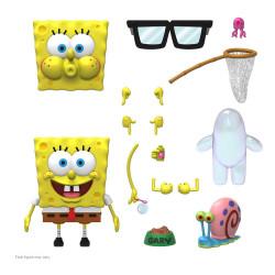 Bob Esponja Figura Ultimates SpongeBob 18 cm