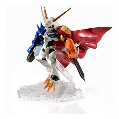 Digimon Adventure Figura NXEDGE STYLE Omegamon (Special Colour Version) 10 cm
