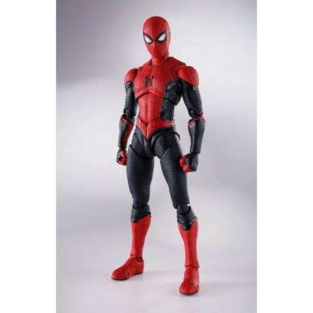 SPIDER-MAN UPGRADE SUIT FIGURA 15 CM MARVEL SPIDER-MAN NO WAY HOME SH FIGUARTS