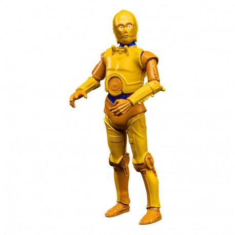 Star Wars: Droids Vintage Collection Figura 2021 See-Threepio (C-3PO) 10 cm