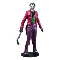 DC Multiverse Figura The Joker: The Clown Batman: Three Jokers 18 cm
