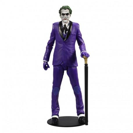 DC Multiverse Figura The Joker: The Criminal Batman: Three Jokers 18 cm