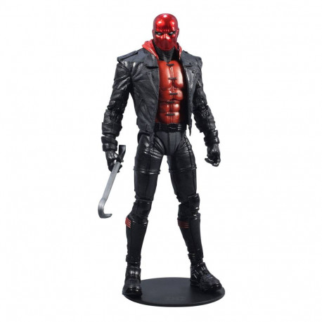 DC Multiverse Figura Red Hood Batman: Three Jokers 18 cm