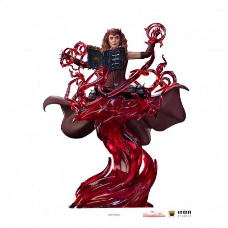 WandaVision Estatua 1/10 Deluxe Art Scale Scarlet Witch 24 cm