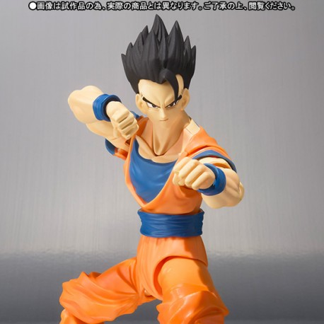 Dragon Ball Z SH Figuarts Ultimate Son Gohan