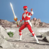 Mighty Morphin Power Rangers Galácticos Figura Ultimates Red Ranger 18 cm