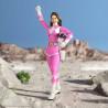 Mighty Morphin Power Rangers Galácticos Figura Ultimates Pink Ranger 18 cm