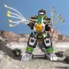 Mighty Morphin Power Rangers Galácticos Figura Ultimates Dragonzord 23 cm