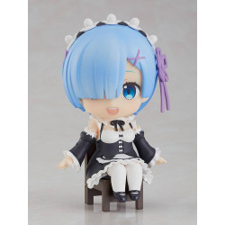 REM FIGURA 9 CM RE: ZERO STARTING LIFE IN ANOTHER WORLD NENDOROID SWACCHAO