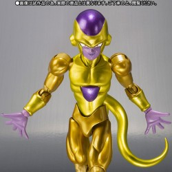 Dragon Ball Z Resurrection F SH figuarts Golden Freezer