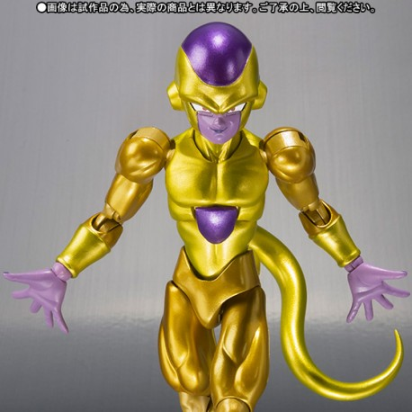 Dragon Ball Z Resurrection F Golden Freezer
