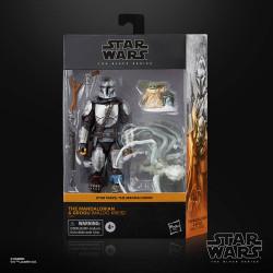 Star Wars The Mandalorian Black Series Figuras 2021 Mandalorian & Grogu (Maldo Kreis) 15 cm