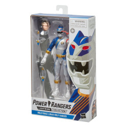 Power Rangers Wild Force Lightning Collection Figura 2022 Lunar Wolf Ranger 15 cm
