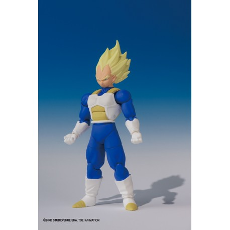 Dragon Ball Z Shodo Super Saiyan Vegeta