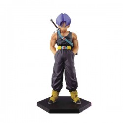 Dragon Ball Z Figura DXF Chozoushu Trunks 15cm