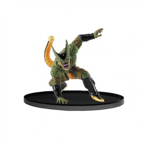 Dragon Ball Z Figura SCultures Cell 13cm