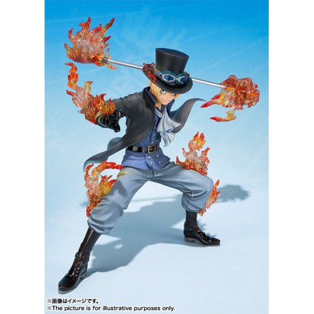 One Piece Figuarts Zero Sabo 5th Anniversary