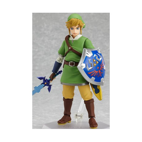 The Legend of Zelda Skyward Sword Figura Figma Link 14 cm