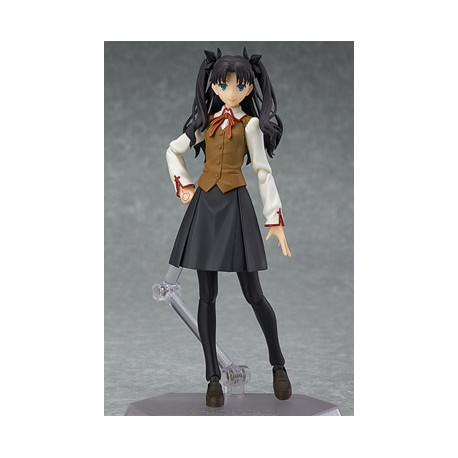 Fate/Stay Night Figura Figma Rin Tohsaka 2.0 14 cm
