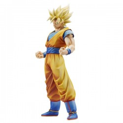 DRAGON BALL Z Figura Master Stars Piece Goku New Movie 25cm