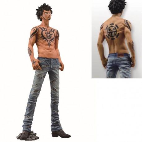 ONE PIECE Figura King of Artist Trafalgar Law 26cm