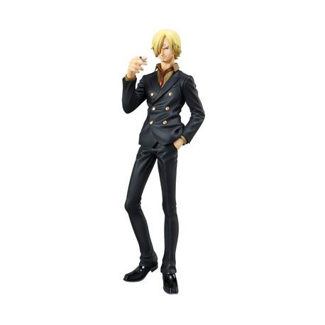 One Piece P.O.P Estatua PVC 1/8 Excellent Model Sanji Sailing Again 23 cm