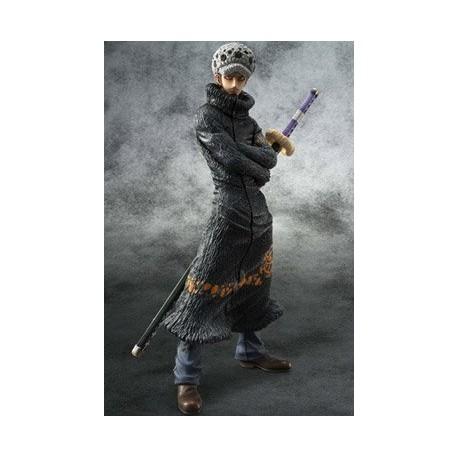 One Piece Estatua PVC 1/8 Excellent Model P.O.P. Sailing Again Trafalgar Law 24 cm
