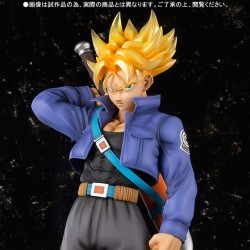 Dragon Ball Z Figuarts Zero EX Trunks Super Saiyan