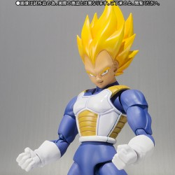 Dragon Ball Z SH Figuarts Super Saiyan Vegeta Premium Color Edition