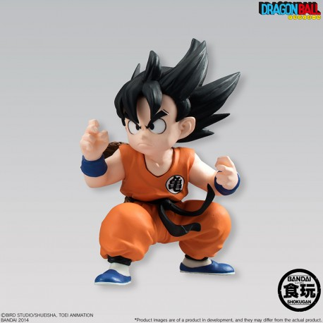 Dragon Ball Styling Goku Kid