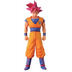 Dragonball Z Figura DXF Son Goku Super Saiyan God Transformation 15 cm