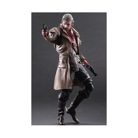 Metal Gear Solid V The Phantom Pain Play Arts Kai Figura Ocelot 28 cm