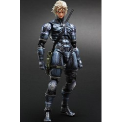 Metal Gear Solid 2 Sons of Liberty Play Arts Kai Figura Raiden 28 cm