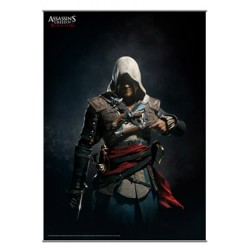 Assassin´s Creed IV Black Flag Póster Tela Vol. 2 105 x 77 cm