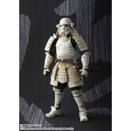 Star Wars Movie Realization SH Figuarts Samurai Stormtroopers
