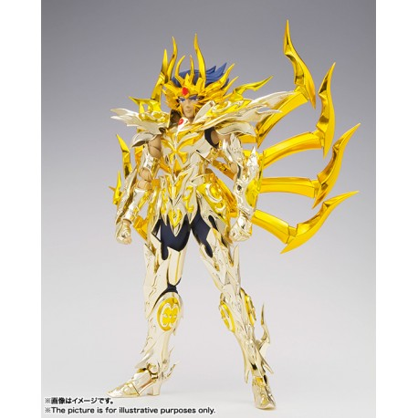Myth Cloth EX Deathmask de Cancer Soul of Gold