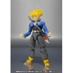 Dragon Ball SH Figuarts Trunks Super Saiyan Premium Color Edition