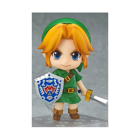 The Legend of Zelda Majora's Mask 3D Figura Nendoroid Link Majora's Mask 3D Ver. 10 cm