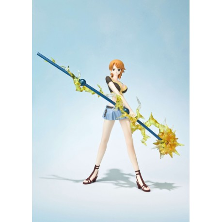 One Piece Figuarts Zero Nami Battle Version