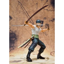 One Piece Figuarts Zero Zoro Battle Version