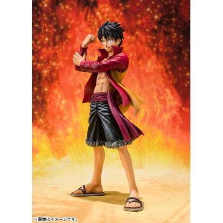One Piece Figuarts Zero Monkey D.Luffy Film Z Version