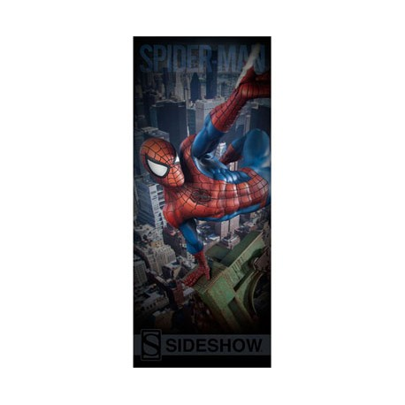 Sideshow Collectibles Banner Marvel Comics Spider-Man 76 x 183 cm